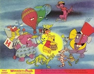 winnie the pooh ve ruzgarli gun