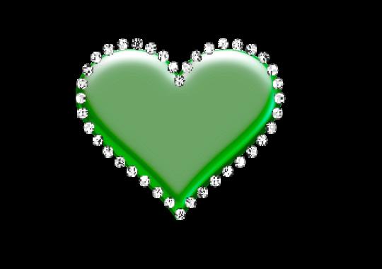 Heart Clipart ~ Jewels Art Creation