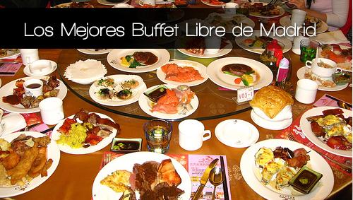 Mejor Buffet Libre Madrid