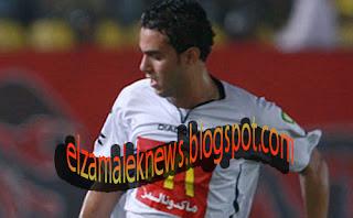 أحمد حسن مكي مهاجم حرس الحدود الدولي