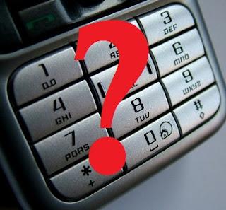 Lupa Nomer Telepon Sendiri