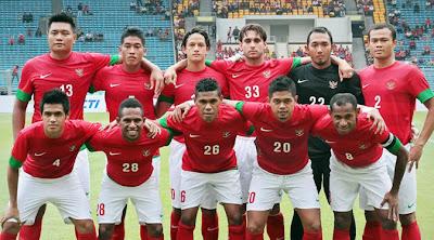 Daftar Skuad Resmi Timnas Indonesia AFF 2012