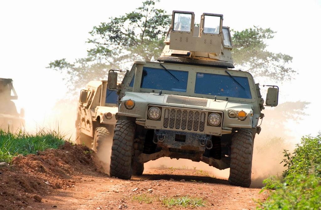 SCTV Textron Us Marines Colombia