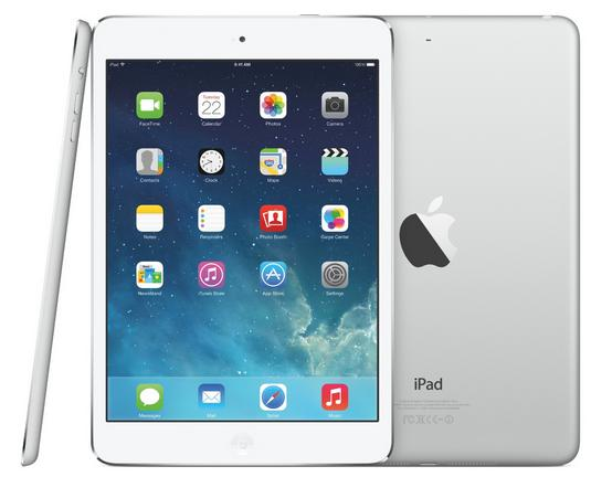 Apple iPad Air 2 vs Asus Transformer TF701T Specs Comparison