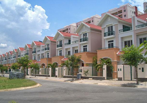 Khu liền kề biệt thự khu đô thị Phú Lộc I-II TP Lạng Sơn