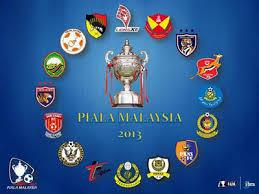 piala malaysia 2013 dijadualkan bermula pada 20 ogos 2013 hari selasa