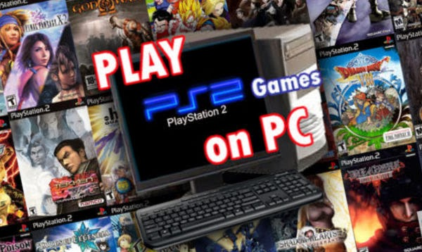 Play PS2 Games on PC or Laptop