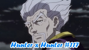 Hunter X Hunter Episode 117