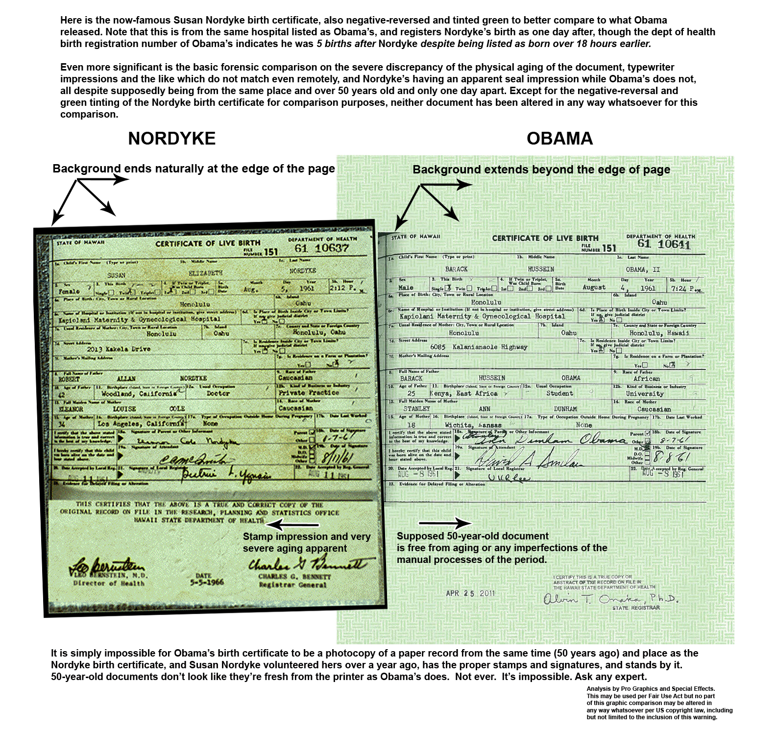 ... ?.... Barack Hussein Obama Birth Certificate - Yellow Bullet Forums