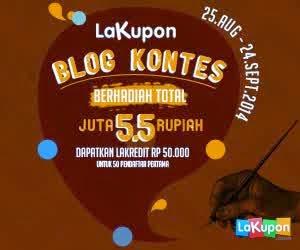 Kontes Lakupon
