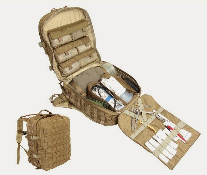 Webbingbabel: BlackHawk Tactical Special Ops Medical Back Pack