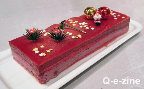 Q e zine b che aux fruits rouges et au cassis for Miroir au cassis