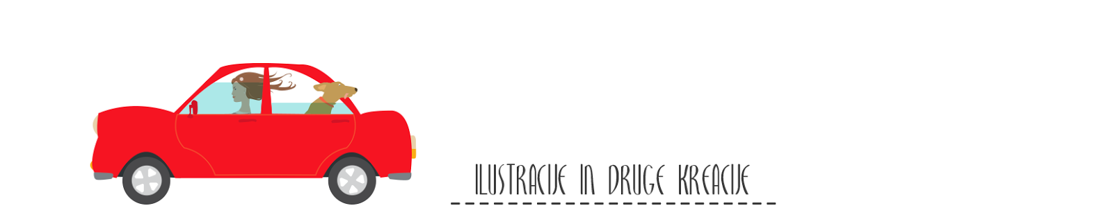 Ilustracije in druge kreacije
