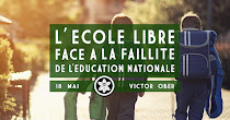 L'école libre face à la faillite de l'Education nationale