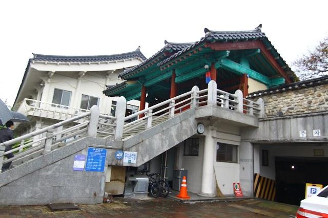 80 Hari di Korea : Hari 61 (Lawatan ke Daegu Hanggyo Confucian Academy)