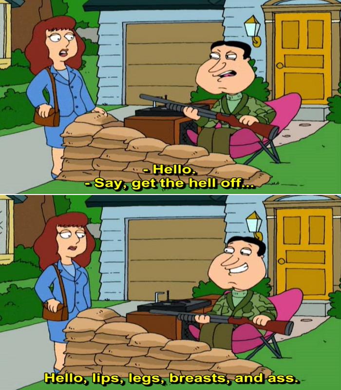 Family Guy Quote-19