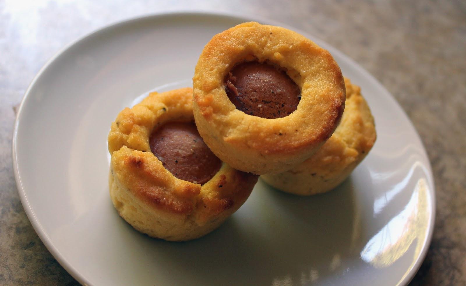 "Corn""dog mini-muffins ~ Stuff I Make My Husband"