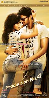 Bellam Konda Sreenivaas Samantha New Movie Stills