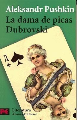 La dama de picas Dubrovsky Pushkin
