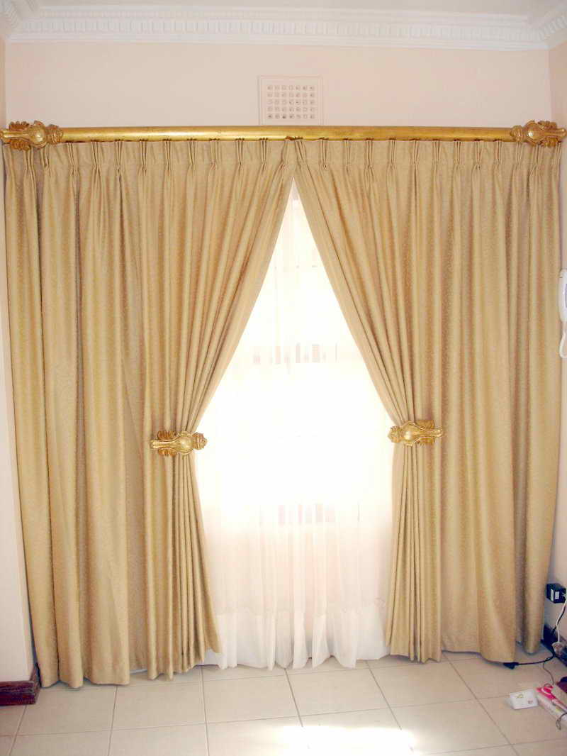 Attractive curtain styles and curtain designs curtains design - Curtain photo designs ...