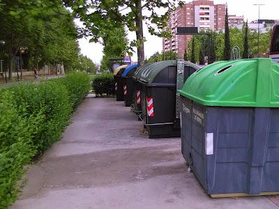 Reciclaje en Aragón