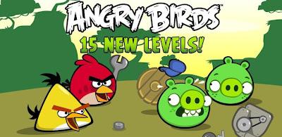 Game Angry Birds Android versi terbaru