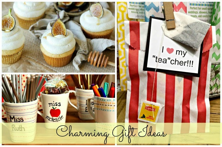 Teacher Gift Ideas Sweet Sacks Outside the Box Papers