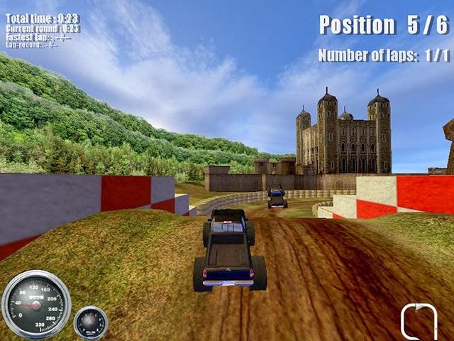 game balapan