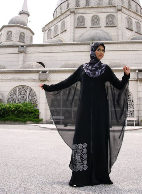 Stylish-Gorgeous-Abaya-Dress