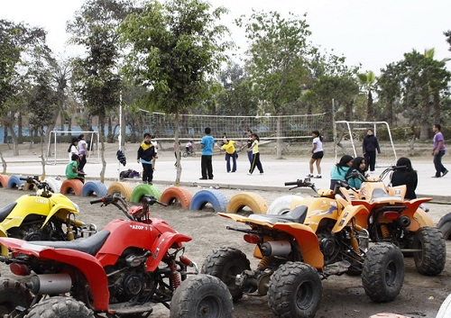 parque zonal lloque yupanqui