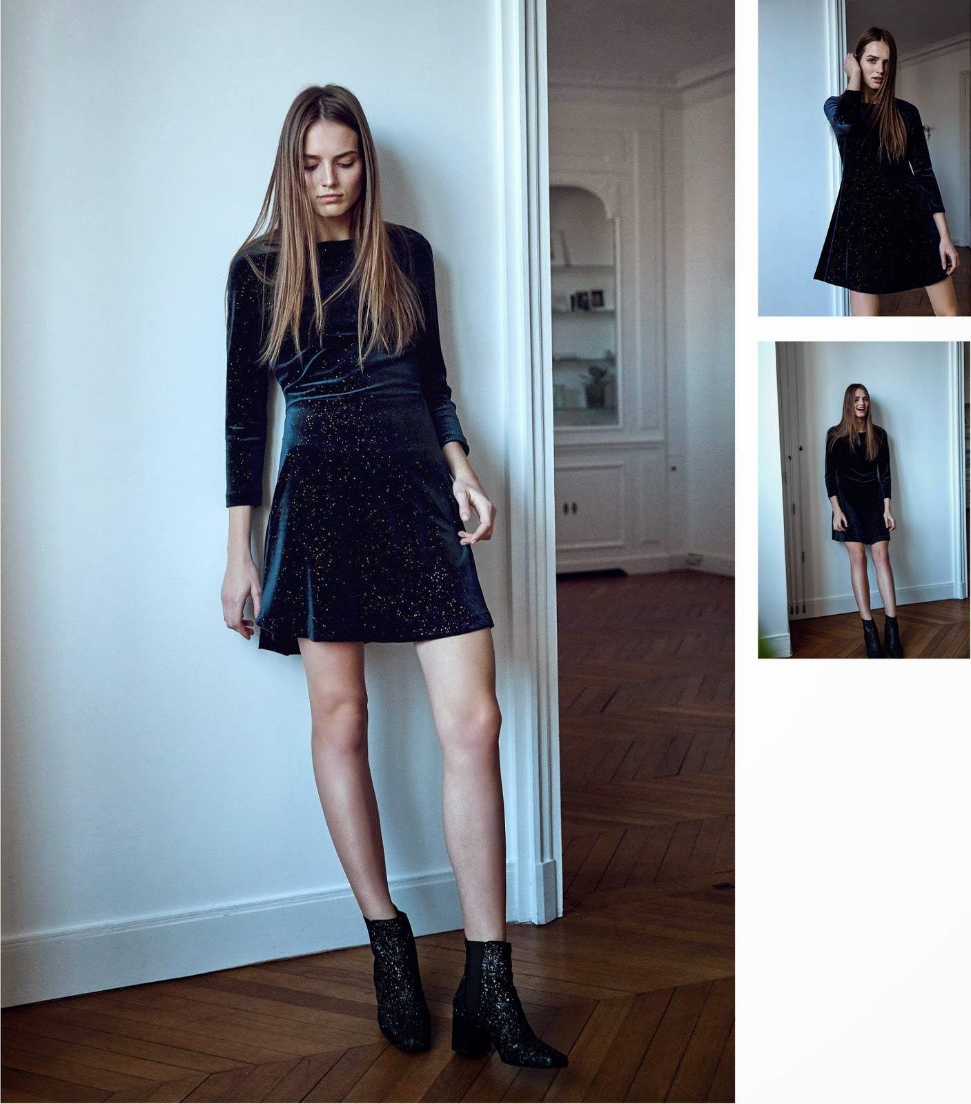 zara evening lookbook