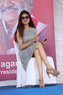 Sony Charishta Latest Hd Photos At Kakatiya Cricket Cup Match | Hd Stills