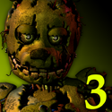 Five Nights At Freddys 3 Icon Logo