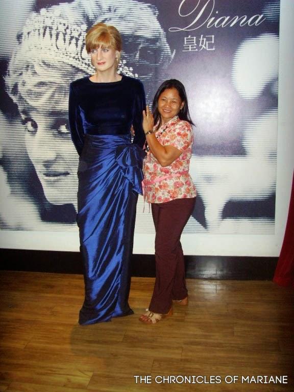 Madame Tussauds wax museum hk