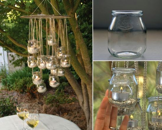 Best out of waste idea reuse old glass bottles images for Best wealth out of waste