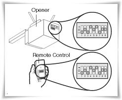 securalift garage door opener instruction manual