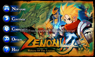 Zenonia 4 mod Free Apps 4 Android
