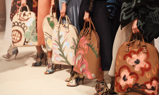 Burberry Prorsum Bloosmbury bag Fall Winter 2014 collection