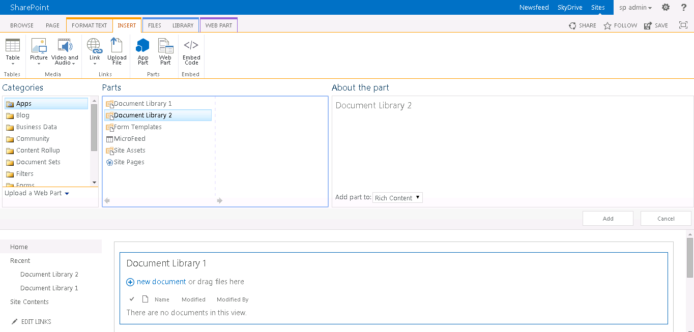 Web Part 2: Showing Site Contents in SharePoint 2013 | { Name: "|1364|653|?|en|2|91fa9d46a019e3e92ef1d6359994cf61|False|NSFW|0.31982189416885376