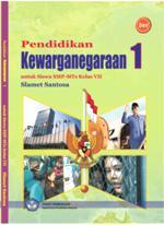 Download Buku PKn KTSP 2006 SMP Sederajat