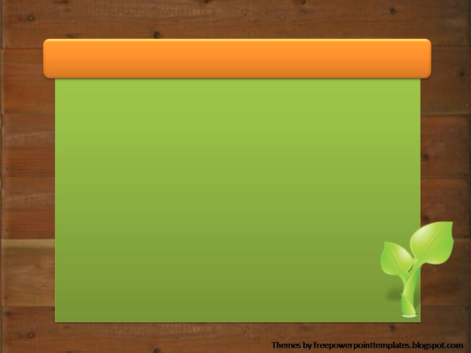 Free Download Plant Powerpoint Templates