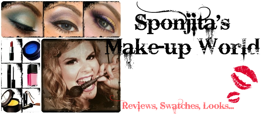 SPONJITA MAKEUP