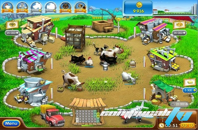 Farm Frenzy Mega Pack PC Full