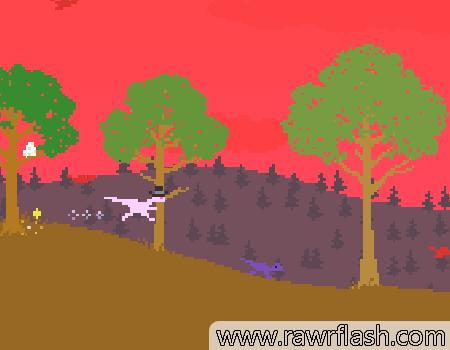 Jogos de corrida, dinossauros: Dino Run: Enter Planet D