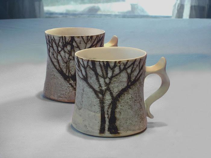 Gallery for ceramic mug designs - Ceramic mug painting ideas ...