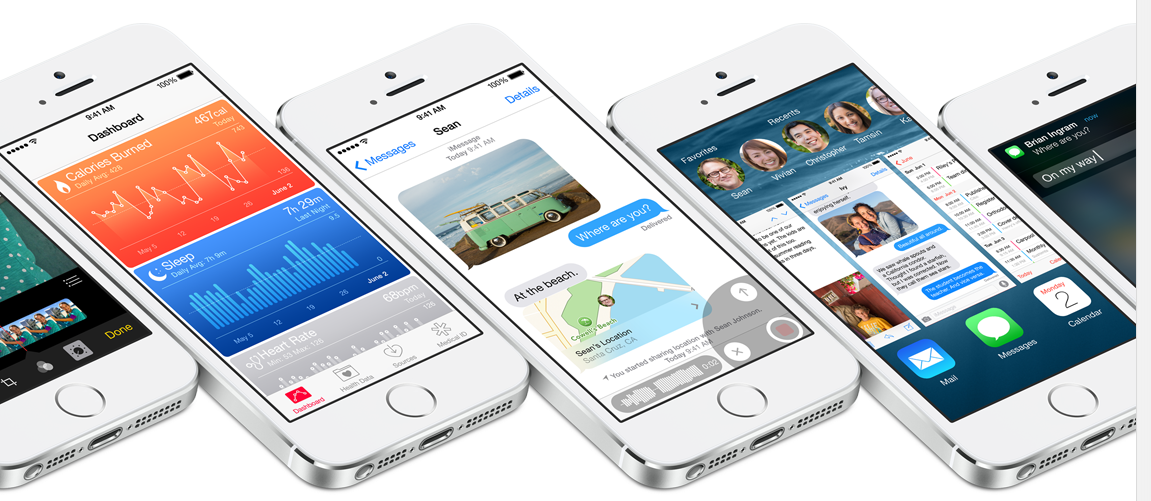 Apple iOS 8 Firmware Images