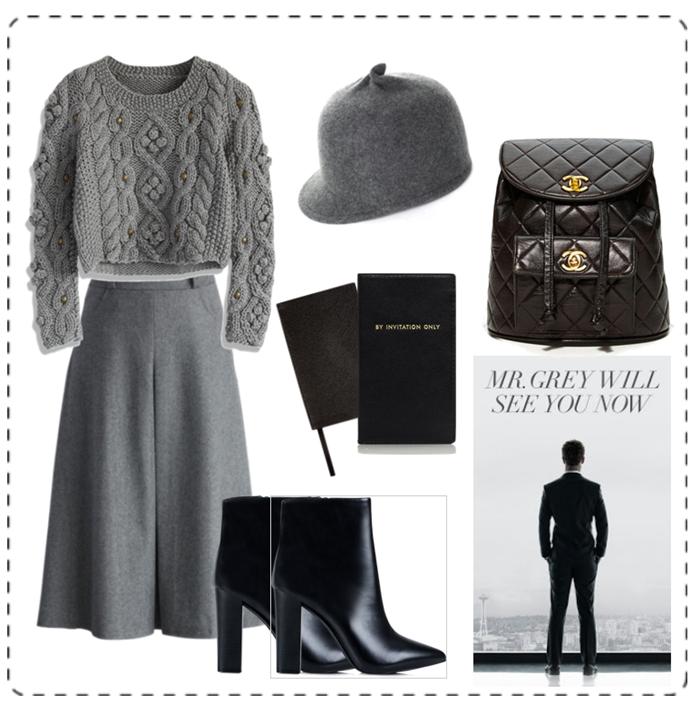 outfit toni grigio