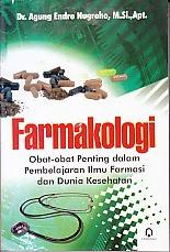 toko buku rahma: buku FARMAKOLOGI, pengarang agung endro nugroho, penerbit pustaka pelajar