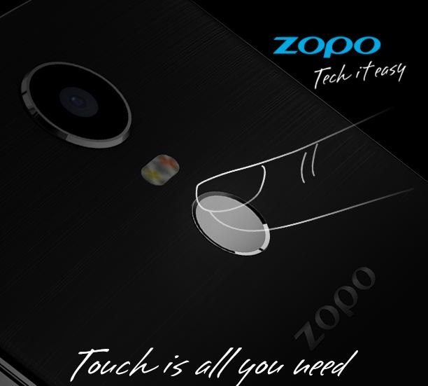 ZOPO Speed 8 Confirmed Wil Be Feature Fingerprint ID Sensor