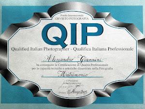 qualifica italiana professionale
